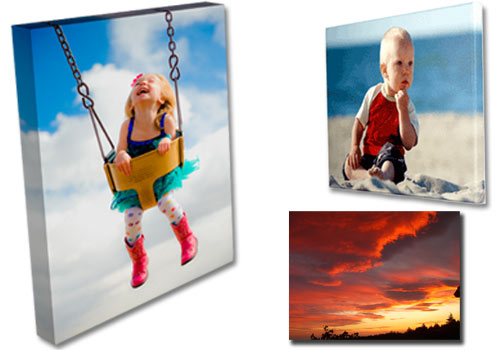 photo to art canvas prints